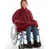 Fleece cape 7387 utan ärmar