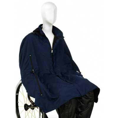 caper för rullstol