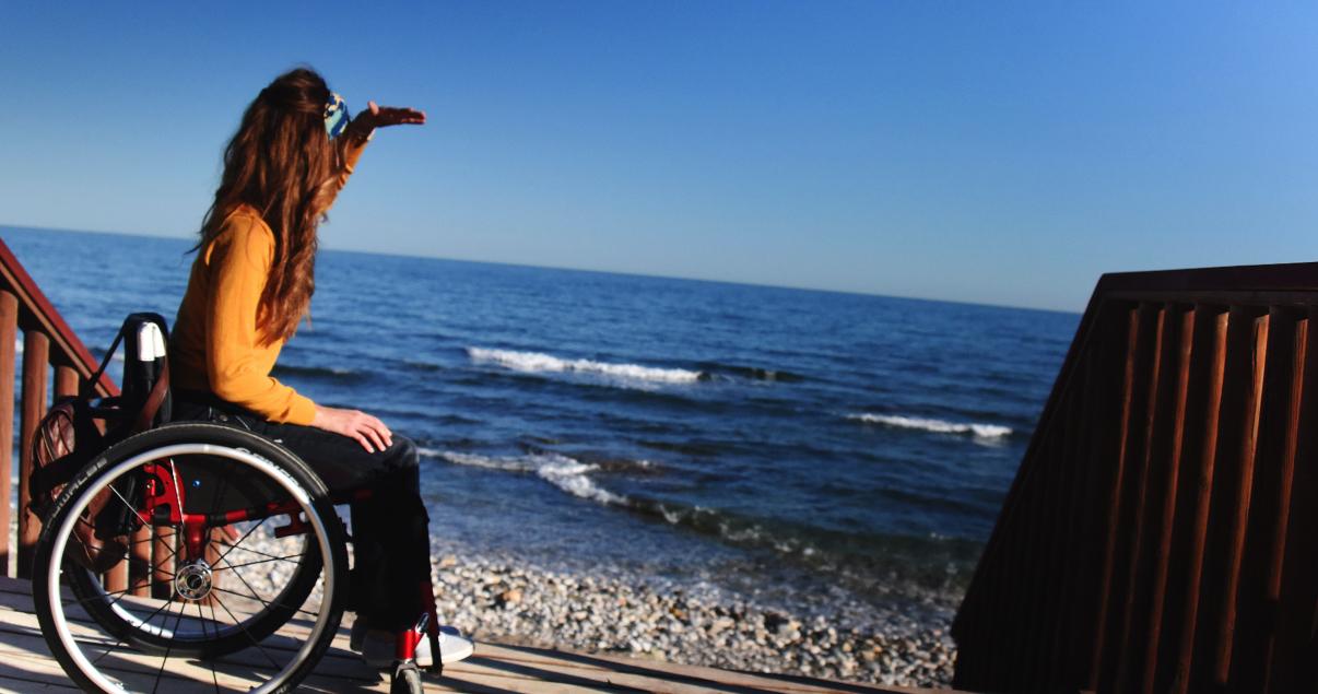 mode för rullstol