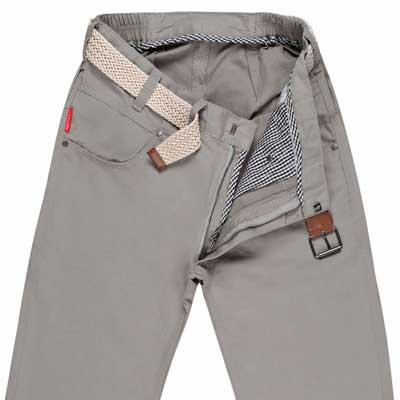 Svala sköna byxor med högre grenlängd bak art. 16103