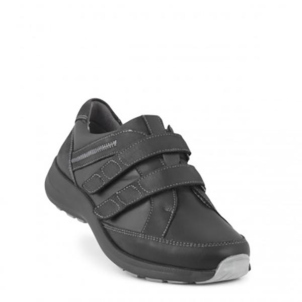 skor för breda fötter herr