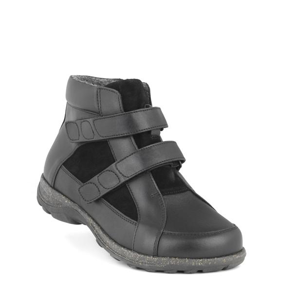 Dam boots med extra bredd