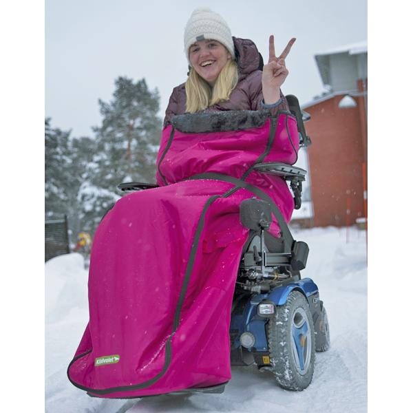 Kategori Ben/Åkpåsar för rullstol