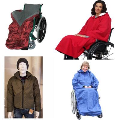 Ytterkläder för Rullstol