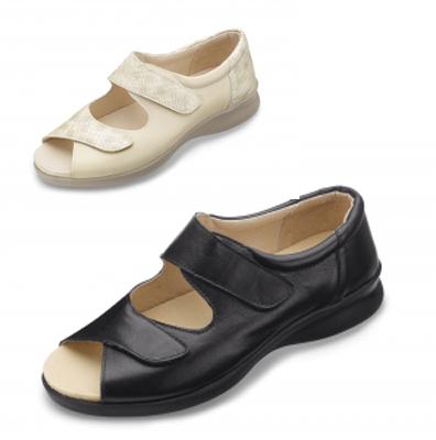 extra breda sandaler