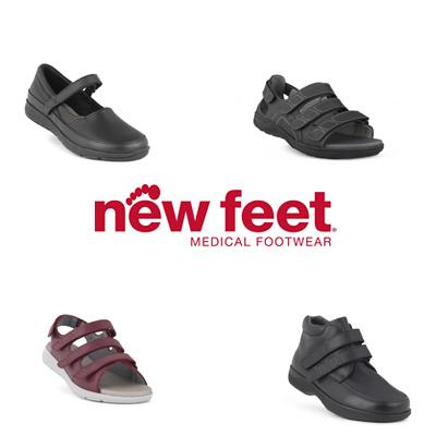 New feets hela sortiment