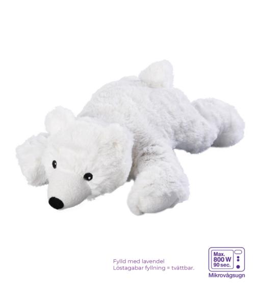 Isbjörn värmedjur