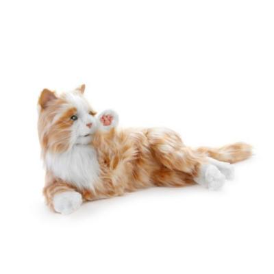terapikatt orange robot katt Mentex 3